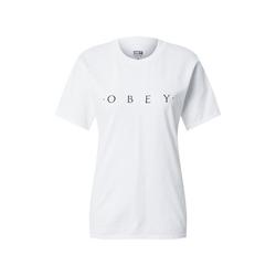 OBEY T-Shirt NOVEL (1-tlg) M