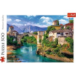Alte Brücke in Mostar (Puzzle)