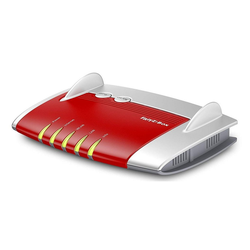 AVM FRITZ!Box 4020 WLAN- (für den Betrieb an einem Modem am Kabel-/DSL-/Glasfaser-Anschluss) WLAN-Router