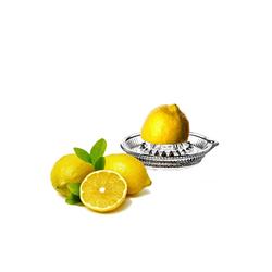 Pasabahce Zitruspresse Zitronenpresse aus Glas mit Ausgießer − manuelle Zitronen, Limetten & Orangen Presse − Zitruspresse Orangenpresse Saftpresse für Zitrusfrüchte (1 Stück), Glas