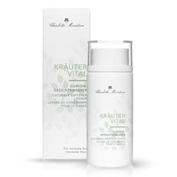 Charlotte Meentzen - Kräutervital - Gurken-Gesichtswasser - 150 ml