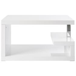 Design-Couchtisch REX Weiß