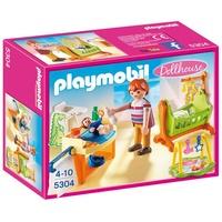 Playmobil Dollhouse Babyzimmer mit Wiege (5304)