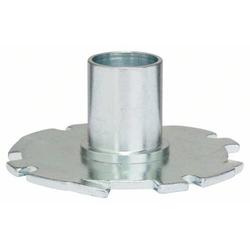 Bosch Accessories Kopierhülse für Bosch-Oberfräsen, mit Schnellverschluss, 16mm 2608000471 Durchm
