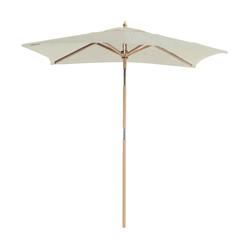 Balkonschirm mit Knickgelenk Sonnenschirm ohne Schirmständer