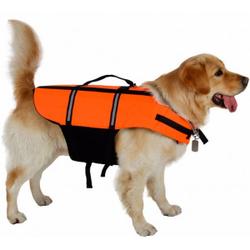 Zwemvest voor de hond  S