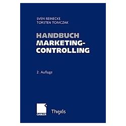 Handbuch Marketingcontrolling - Buch