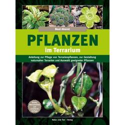 Pflanzen im Terrarium als Buch von Beat Akeret