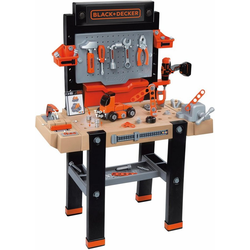 Smoby Werkbank Black + Decker Super Werkbank Center
