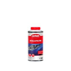 Carlson Metallicpolitur, Reinigt und poliert , 0,5 Liter - Flasche
