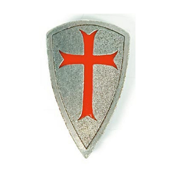 Adelia´s Amulett Tempelritter, Das Schild