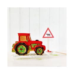 Birkmann Backform 3D-Vollbackform Kalle der Traktor