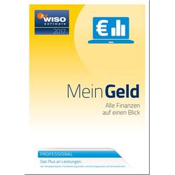 WISO Mein Geld Professional 2017. Für Windows Vista Windows 7 Windows 8 und Windows 10