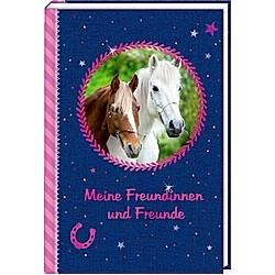 Pferdefreunde - Meine Freundinnen und Freunde - Buch