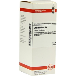 CHELIDONIUM D 4