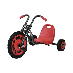 hauck TOYS FOR KIDS Dreirad Dreirad Chopper Typhoon Black Red