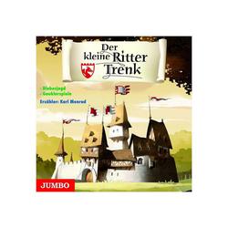 JUMBO Verlag Hörspiel CD Der kleine Ritter Trenk 3
