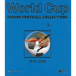 World Cup Panini Fußballsticker 1970 bis 2018 (Panini Football Collections) als Buch von Panini