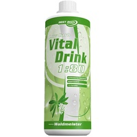 Best Body Low Carb Vital Drink Waldmeister 1000 ml