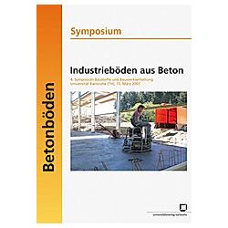Industrieböden aus Beton - Buch