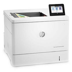 HP Color LaserJet Enterprise M555dn Farb-Laserdrucker weiß