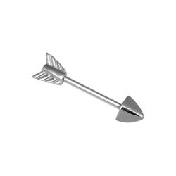 Wildcat Brustwarzenpiercing Brustwarzenpiercing Arrow 14 mm (L)