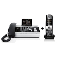 Gigaset DX600A ISDN + C610H