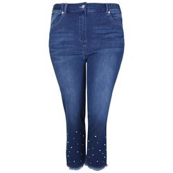 Jeans mit Perlen seeyou jeans