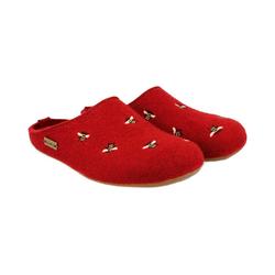 Haflinger Api Pantoffeln Pantoffel rot 37