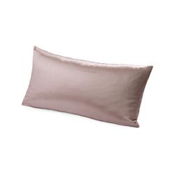 Seiden-Baumwoll-Kopfkissenbezug - Tchibo - Rosé - 100% Baumwolle