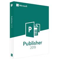 Microsoft Publisher 2019 PKC ML Win