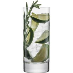 Eisch Longdrinkglas Superior SensisPlus, (Set, 4 tlg.), bleifreies Kristallglas, 470 ml farblos Kristallgläser Gläser Glaswaren Haushaltswaren