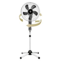 FAKIR Standventilator Hausgeräte Standventilator VC 360 Rotating