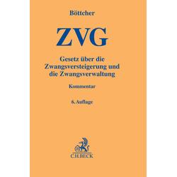 ZVG als Buch von Roland Böttcher