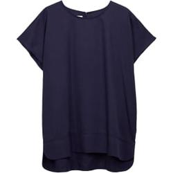 Makia - Isla T-shirt Dark Navy - T-Shirts - Größe: XS