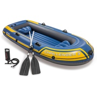 Intex Schlauchboot Set Challenger 3