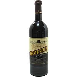 Demestica rot fruchtig trockener Tafelwein aus Griechenland 750ml