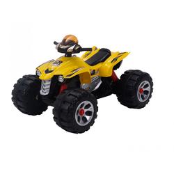 Elektroauto QUAD BURST Kinderauto Elektrofahrzeug Kinder Elektro Auto Spielzeug (Blau)