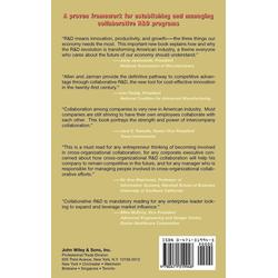 Collaborative R&D als Buch von Allen/ Jarman