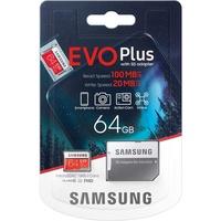 Samsung microSDXC EVO Plus Class 10 100MB/s