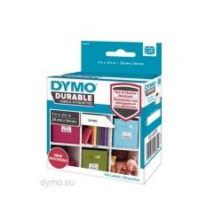Dymo LW-Kunststoff-Etiketten 1 Rolle a 160 Etiketten Etiketten/Beschriftungsbänder (2112283)