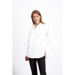 Lavard Weißes Damenhemd 84648