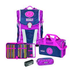 Scout Sunny-Set 4-tlg. - Safety Light Pink Mandala