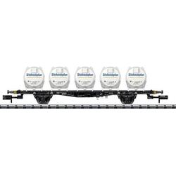 MiniTrix T15742 N Behältertragwagen Weihenstephan der DB
