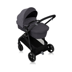 Graco Kombi-Kinderwagen Transform-Kinderwagen 2-in-1, grau grau