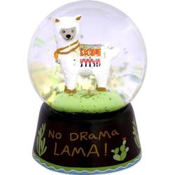H:)PPYlife Traumkugel mit Lama-Motiv No Drama Lama