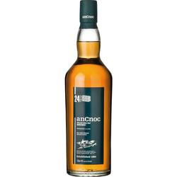 AnCnoc 24 Jahre Whisky 0,7L (46% Vol.)