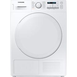 Samsung DV8FTA020DW/EG Wärmepumpentrockner - Weiß