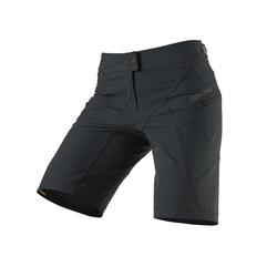 Zimtstern Girls MTB-Shorts Startrackz Evo SL Pirate Black