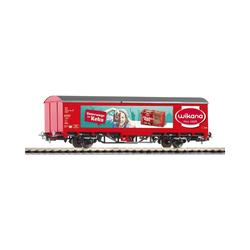PIKO Modelleisenbahn-Set Gedeckter Güterwagen Wikana/Othello